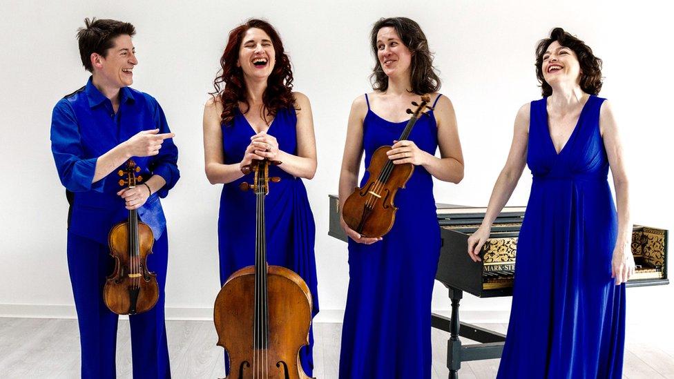Članovi kvarteta