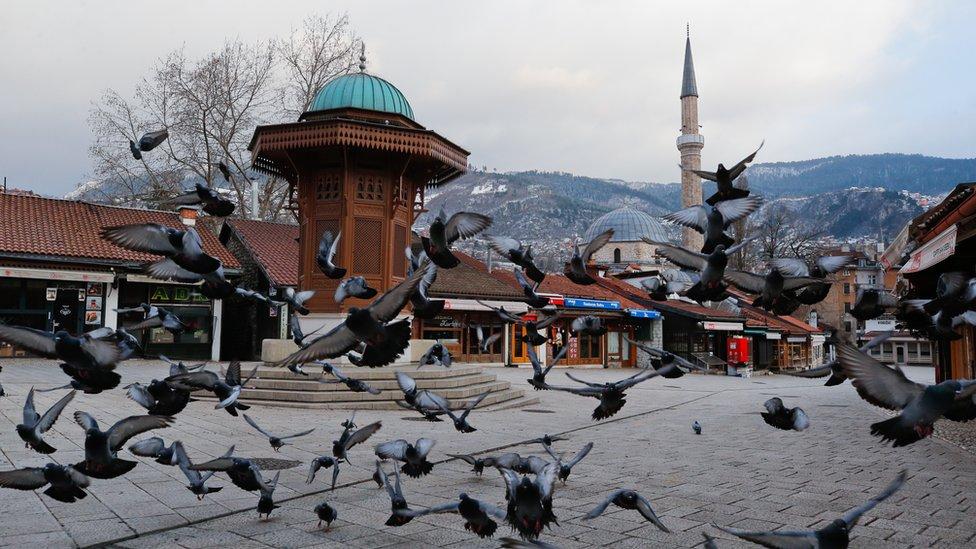 Sarajevo, 2. april 2020.