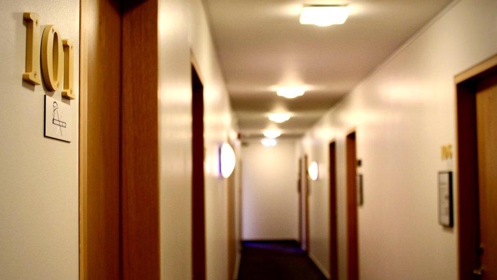 Isolation hotel
