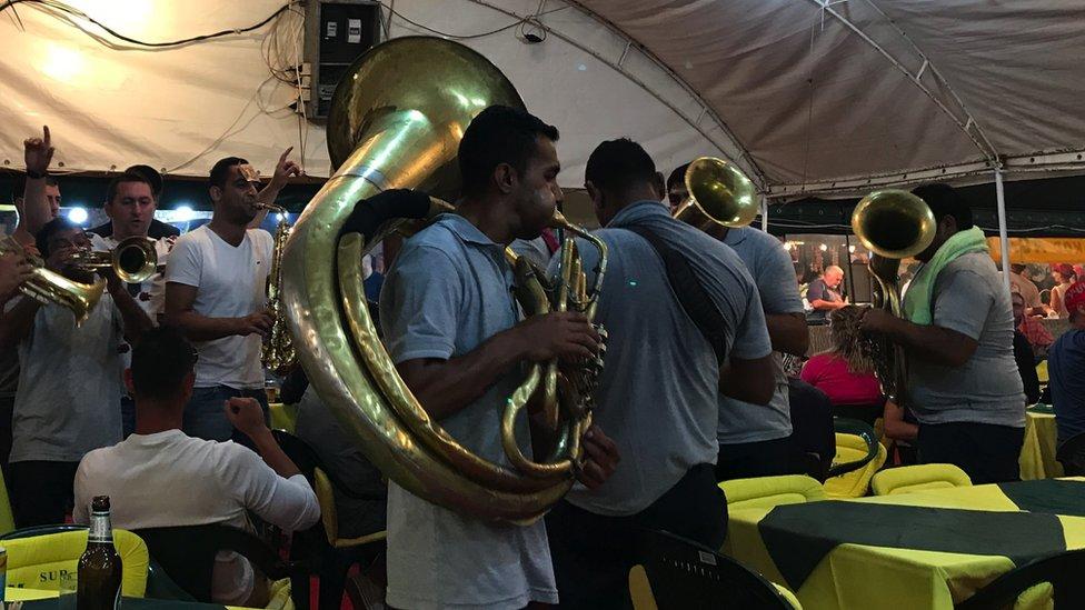 trubaci